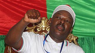 Burundi: Nkurunziza félicite son dauphin