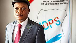 DRC: Protests over the sacking of president's ally as first vice-president in parliament