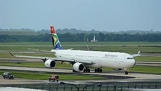 South African Airways aims to resume domestic flights in mid-June