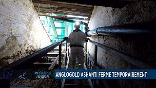 Afrique du Sud: Anglogold Ashanti ferme temporairement [Business Africa]