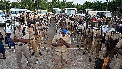 Coronavirus en Côte d'Ivoire : reprise des cours à Yamoussoukro, d'autres cas ailleurs