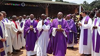 Burundi Catholic Church denounces 'irregularities' in May 20 polls