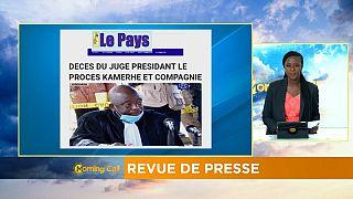 Le décès du juge Raphaël Yanyi en RDC [Revue de presse]