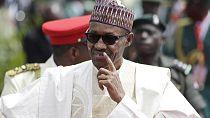 Buhari submits Nigeria's budget to parliament