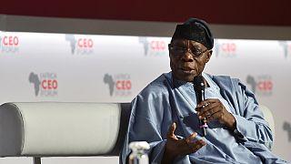BAD – Adesina : Obasanjo pour un front contre le « mépris » des Américains
