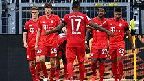 Coronavirus : les footballeurs du Bayern renoncent à une partie de leur salaire