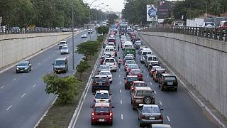 Les vieux véhicules interdits au Ghana