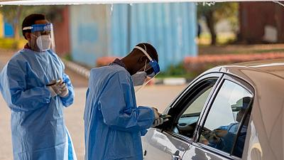 Rwanda COVID-19: random tests, drive-thru testing at Kigali stadium