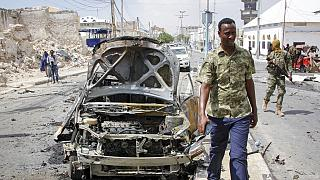 Bus blast kills 10 passengers in Somali capital Mogadishu