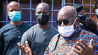 Ghana COVID-19: 16,431 cases, prez warns party on virus protocol breach