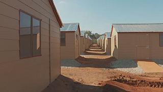S. Africa relocates some poor people in Gauteng