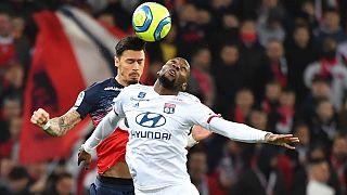 Football - Lyon : le Camerounais Toko Ekambi signe pour 4 ans