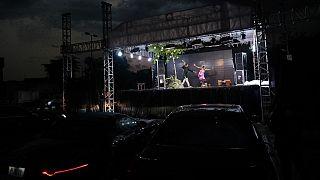 Covid -19 : du théâtre en plein air au Nigeria