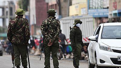 Coronavirus : la police kényane a tué 15 personnes pendant le couvre-feu