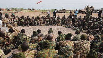 Six Nigerian soldiers killed in jihadist attack on army base