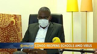 Congo : l'école a repris en demi-teinte [Morning Call]
