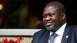 South Sudan's Machar, wife recover from COVID-19