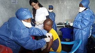 DR Congo starts Ebola vaccinations after new outbreak