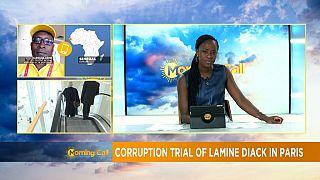 Lamine Diack entre les mailles de la justice française [Morning Call]