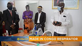 First Congolese respirator [Grand Angle]