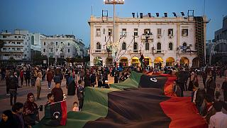 Tripoli celebrates defeat of Libya's rebel leader Khalifa Haftar