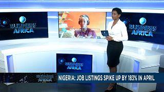 Nigeria : flambée des offres d'emploi [Business Africa]