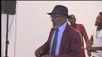 Famous Congolese music star Edouard Nganga dies at 87