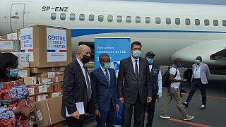Covid-19 en RDC : l'UE apporte un soutien de 19,5 millions d'euros