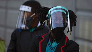 95% of schools reopen in South Africa after virus-lockdown