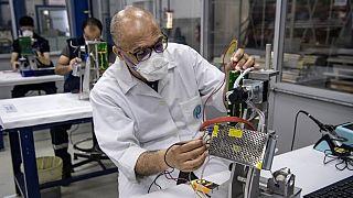Des respirateurs artificiels 100% marocains