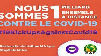 CAF : des stars du football africain s'engagent contre le coronavirus