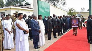 Burundi pays last respect to Nkurunziza ahead of June 26 burial