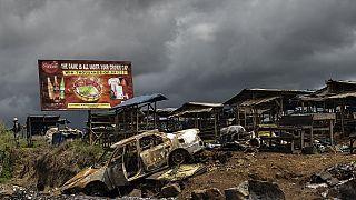 Kenya : indignation après la démolition d'un marché