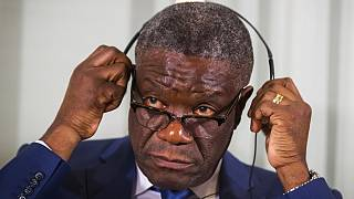 Mukwege quits DRC virus task force, bemoans testing delays