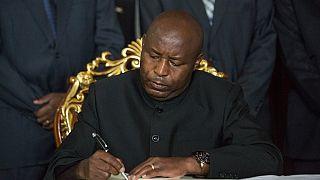 Burundi : hommage du Président élu à feu Pierre Nkurunziza