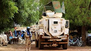 Two UN peacekeepers killed in an attack in northwestern Mali