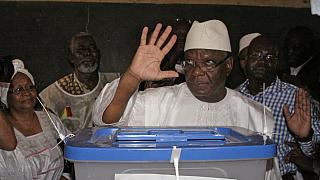Mali president extends hand to opposition coalition