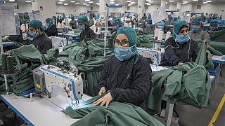 Coronavirus : le Maroc envoie 8 millions de masques à des pays africains