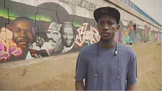 Tubman, Malcolm, Diop etc.: Senegal artists celebrate black rights defenders