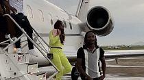 Lagos judge's flight flew Nigerian musician to illegal Abuja concert