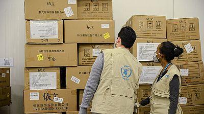 Libye : mise en place d'un plan d'aide alimentaire pour des milliers de réfugiés (ONU)