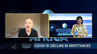 Les envois de fonds en baisse ''ONU'' [Business Africa]