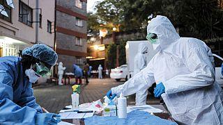 Coronavirus : en Afrique, des médecins sous pression