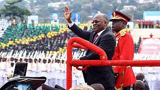 Tanzanie : le président Magufuli candidat à sa succession en octobre