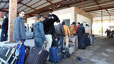L'Egypte rapatrie 23 ressortissants maltraités en Libye
