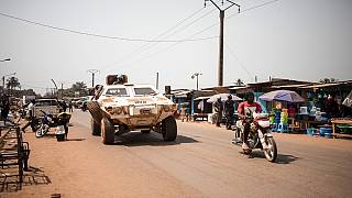 Relief to prisons in the Central African Republic as Covid-19 kits arrive