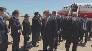 Libye: visite surprise du chef de la diplomatie turque à Tripoli