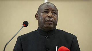 Évariste Ndayishimiye investi comme président du Burundi