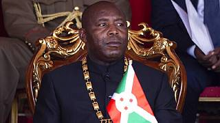 Burundi will respect rights, outsiders must stay off - new prez declares
