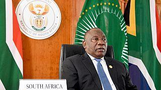 Le président Ramaphosa condamne la recrudescence de fémicides en Afrique du Sud